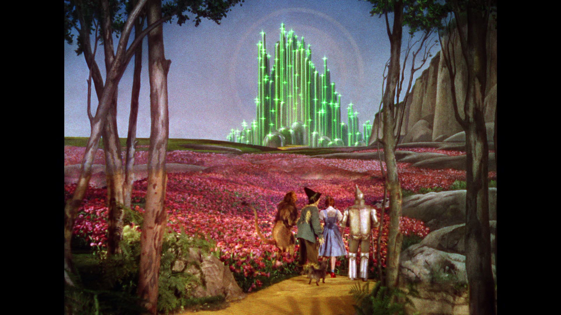 The wizard of oz alternate movie ending 5