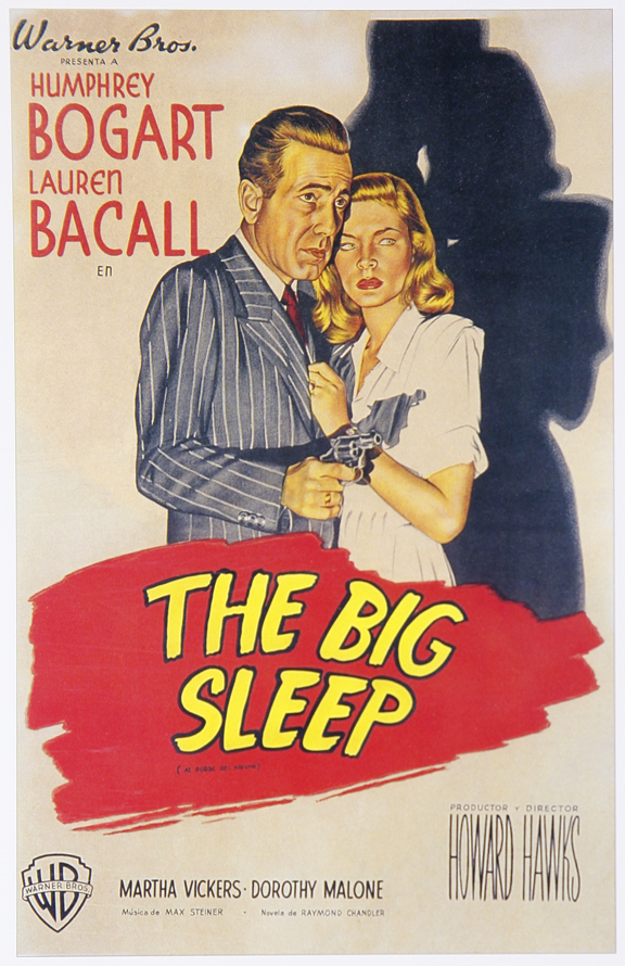 """the big sleep detective marlowe Editor's note: this is a guest article from will whitson """"[he was] as honest as you can expect a man to be in a world where it's going out of style"""" —the big sleep even if you've never picked up one of raymond chandler's novels about quintessential noir private detective philip marlowe (or seen him [."""