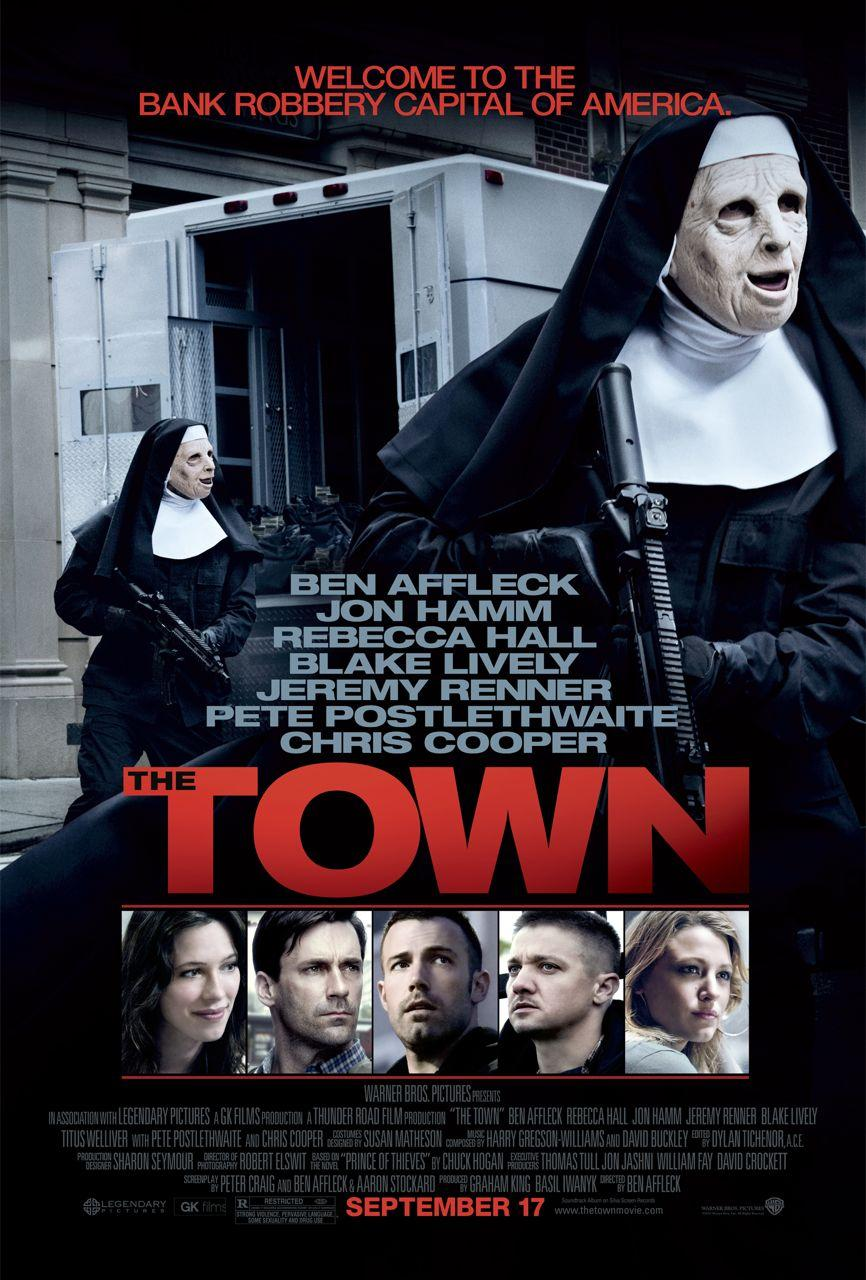 The Town Blu Ray | Cel...