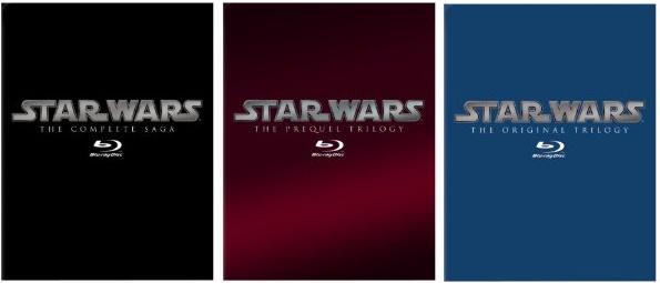 Star Wars Saga Blu Ray Celluloid Pop Culture Junkie