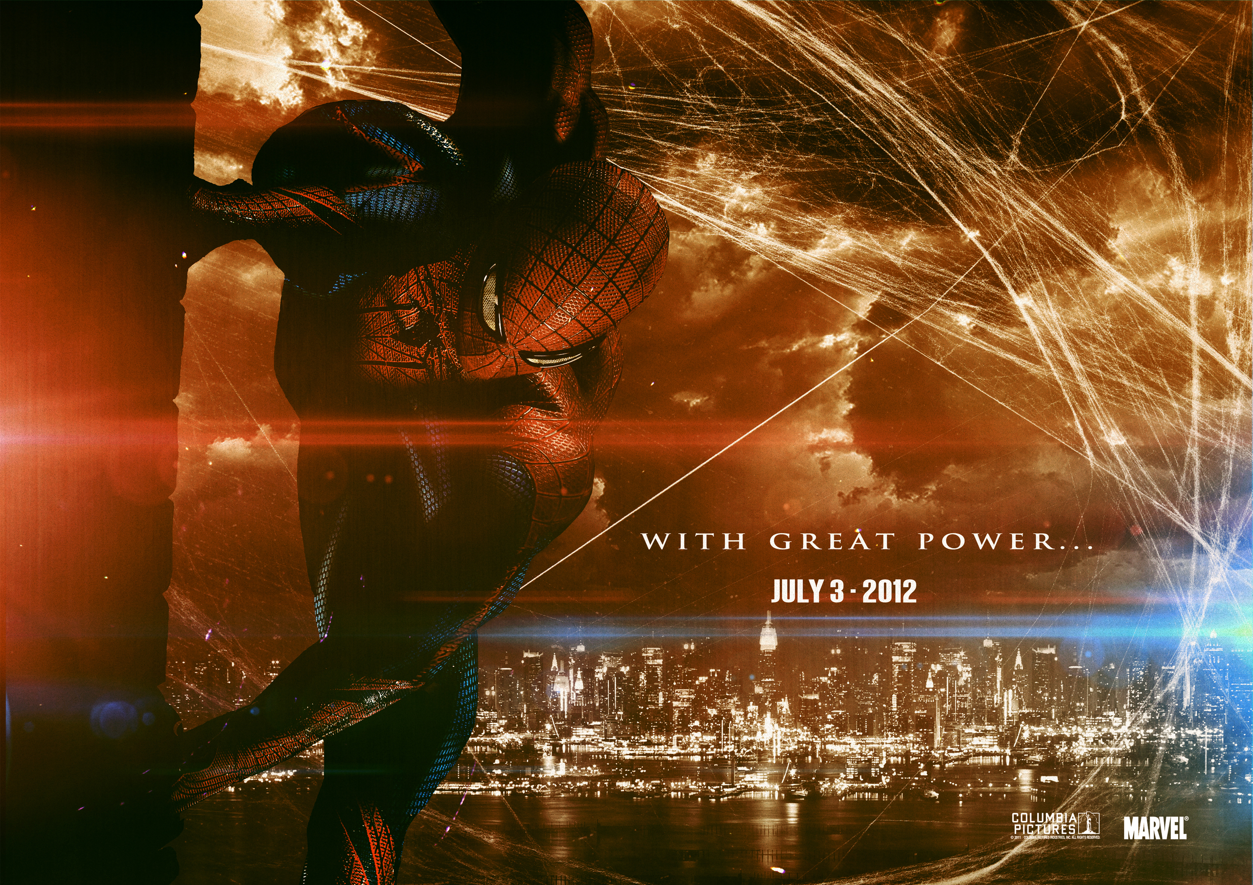 The Amazing Spider Man Teaser Trailer Shows A Familar