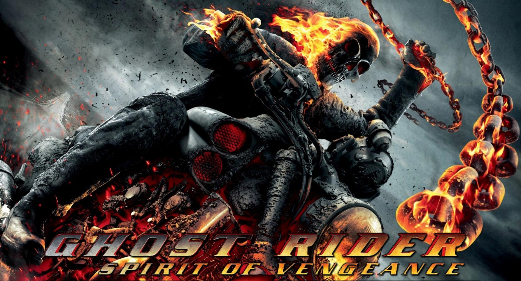 Ghost Rider 2: Spirit Of Vengeance 3D Kiss Ass On The First One By A