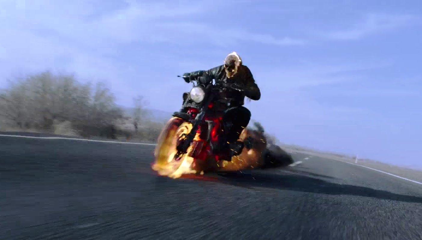 Ghost rider heroine xxx hentai photos