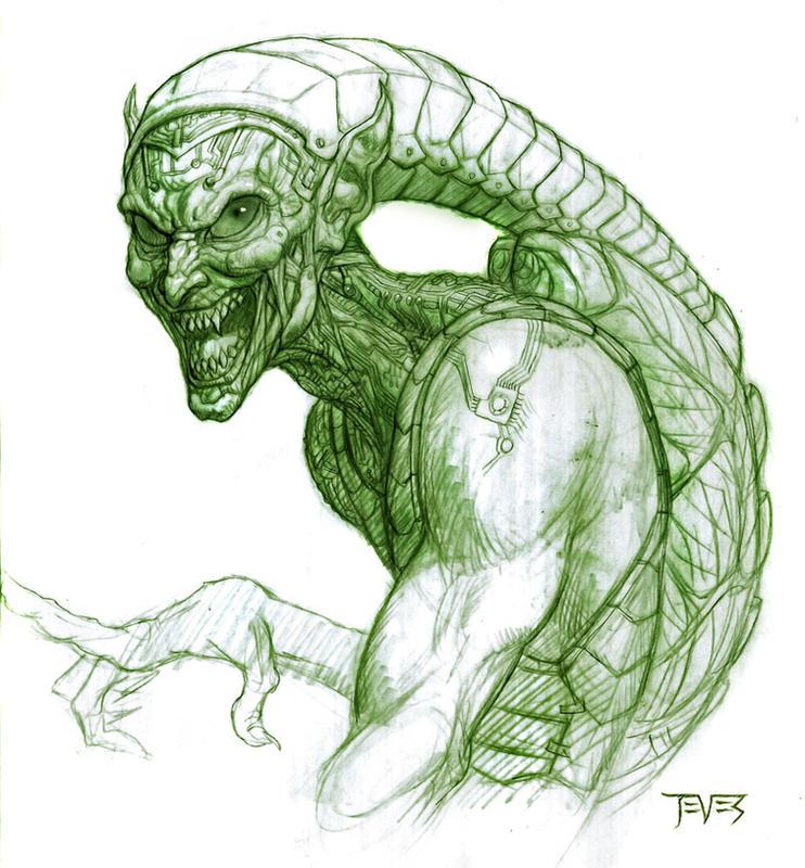 green goblin 1999 conceptart